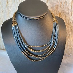 """🆕Ashley Cooper"""" Layered Necklace and tone"""